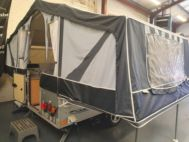 Countryman Folding Camper - 2010