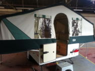 Countryman Folding Camper - 2006 Just Arrived