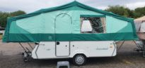 Pullman Folding Camper 2005 Just arrived