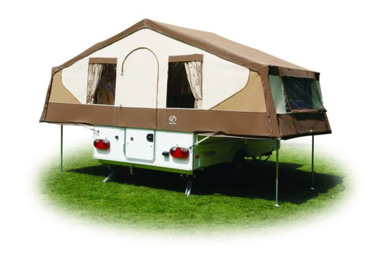 Fiesta Cabin & Awning - Pre-owned