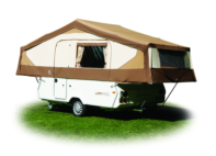 Pullman Folding Camper 2009 SOLD SOLD