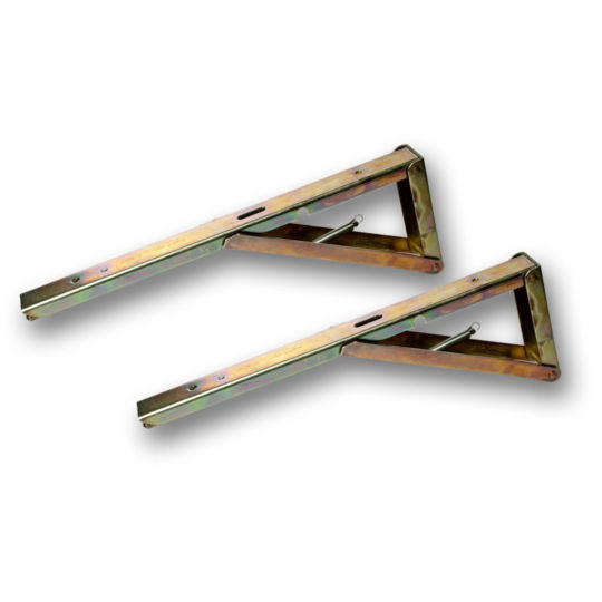 Bracket - Hinge Spring 250 x 85 x 30mm EACH