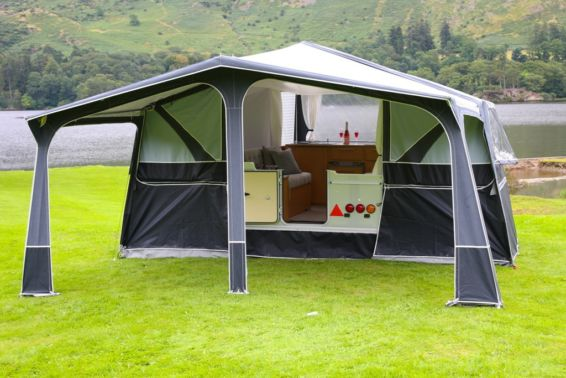 Countryman Folding Camper