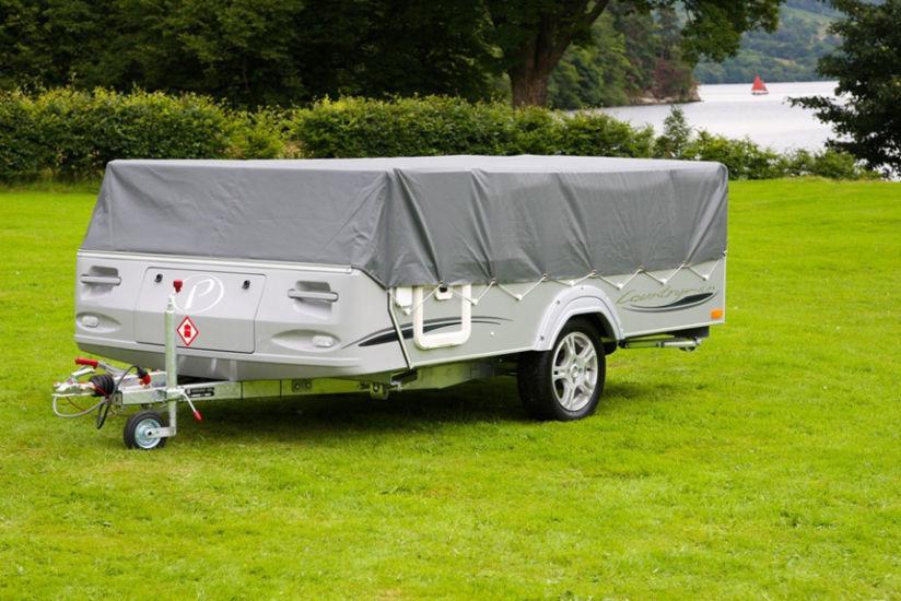 Folding Camper Or Caravan