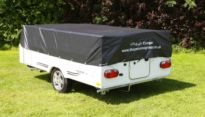 Trailer Cover - Countryman Black ONLY AVAILABLE