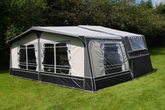 Folding Camper Or Caravan Pennine Outdoor Leisure