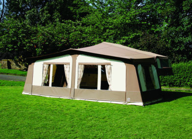 Photography of Awning - Fiesta Brown - CLEARANCE RRP £945.00