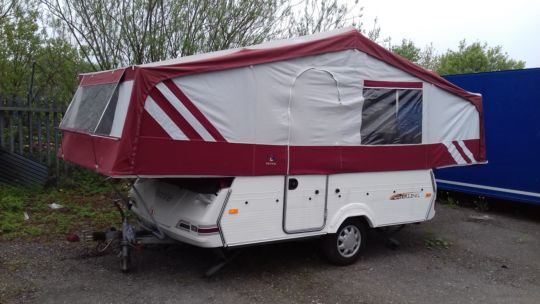Sterling Folding Camper 2001 Just Arrived
